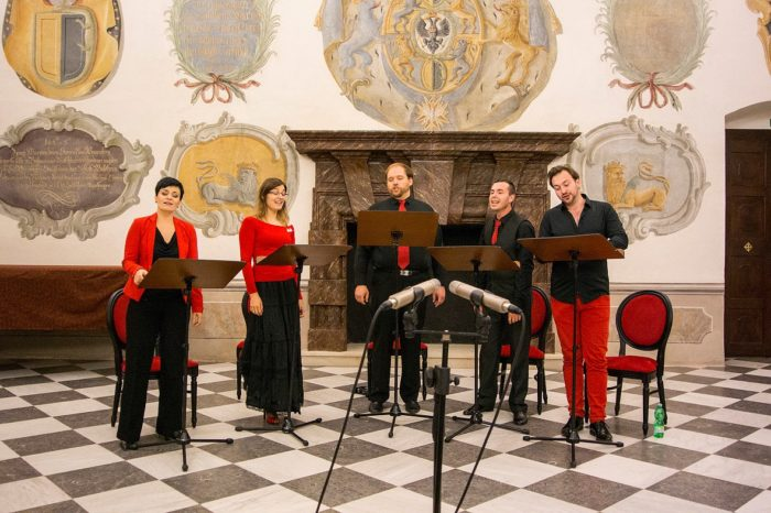 Ensemble Baroque Quintet